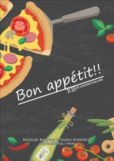 Bon Appetit!!
